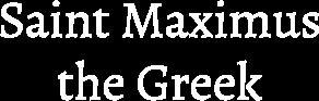 Maximos